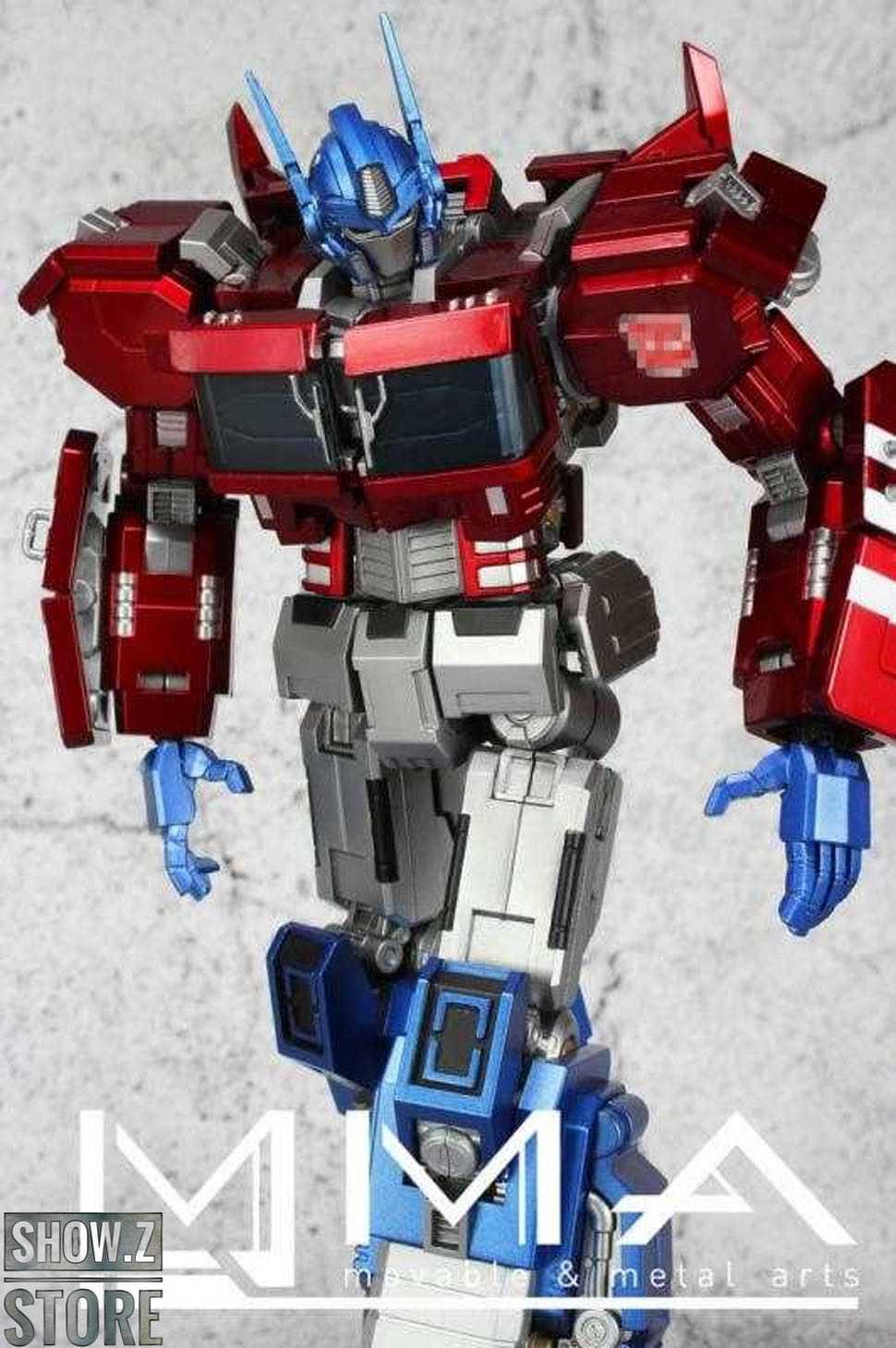Optimus Prime Böse