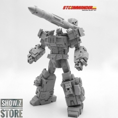[Pre-Order] TFC Toys STC-01NB Supreme Techtial Commander Optimus Prime Nuclear Blast Version