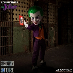 [Pre-Order] MEZCO Toyz LDD Presents: DC Comics The Joker