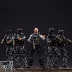 JoyToy Source 1/18 City Police Riot Team Set of 5