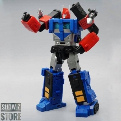 MechFansToys MF48D City Commander Ultra Magnus Version 2.0 Diaclone Color Scheme