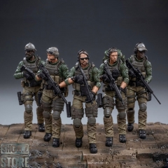 JoyToy Source 1/18 USMC Reconnaissance Company of Expeditionary Army Set of 5