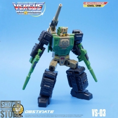 MechFansToys VECMA VS-03 Obstinate Hardhead