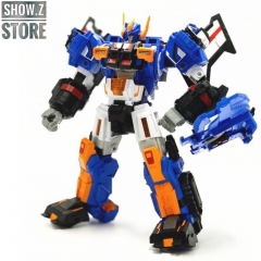 Fansproject Warbot WB-007 Dai-Z Dai Atlas