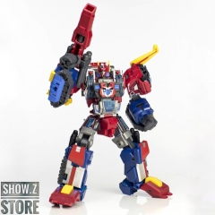 Fansproject Warbot WB-008 Trianix Alpha Roadfire