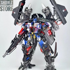 [Pre-Order] Iron Warrior IW-2.0 Jetpower Armor Upgrade Kit for MPM-4 Optimus Prime