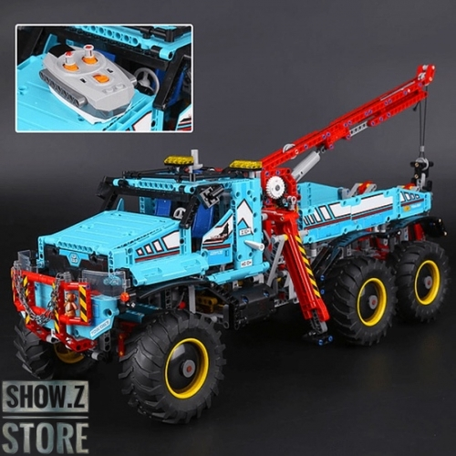 Lepin 20056 6×6 All Terrain RC Tow Truck