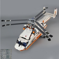 Lepin/King 20002 Heavy Lift Helicopter