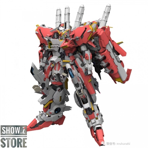 [Pre-Order] Mechanicore 1/72 MASX-0033 EX-S Gundam Red Version