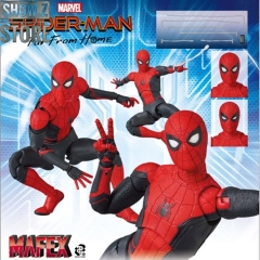MAFEX Spider-Man: Far From Home No.113 Spider-Man w/ Upgrade Suit