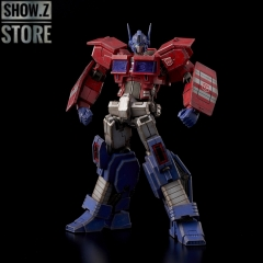Flame Toys Furai Model IDW Optimus Prime Battle Damaged Version Model Kit