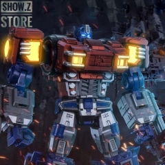 Civil Warrior General Grant Dreamwave The War Within Optimus Prime OP