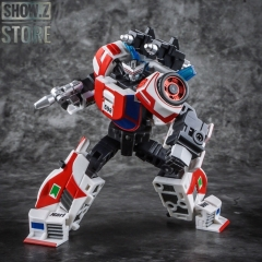 [Pre-Order] IronFactory EX-39D Dustfog Exhaust SGC Convention Exclusive