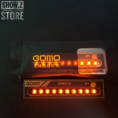 GOMO Wireless Orange LEDs for Lighting System Set of 10