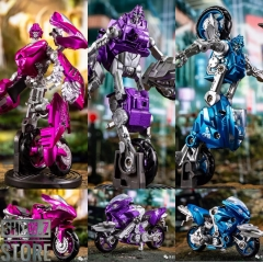 [Pre-Order] Aoyi Mech LS-19 Speeding Sisters Arcee Chromia & Elita-1 Set of 3