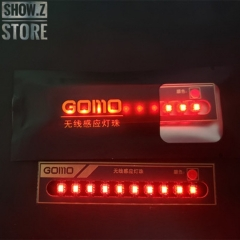 GOMO Wireless Red LEDs for Lighting System Set of 10