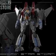 [Pre-Order] Cyber-Factory CF01 Star Storm Starscream
