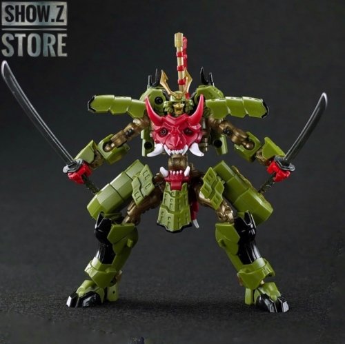IronFactory Iron Samurai Series EX-46 Honekumoki Bludgeon