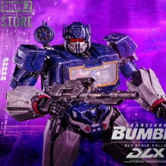 Threezero Deluxe Scale Soundwave & Ravage