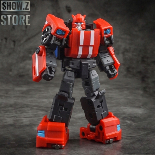 Iron Factory EX40 Mini One Man Army Cliffjumper