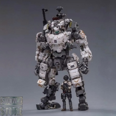 JoyToy Source 1/25 Steel Bone Armour White Color /w Pilot