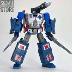 [In Coming] FansHobby Fans Hobby FH MB-11 MB11 God Armor God Bomber Master Builder Original Version