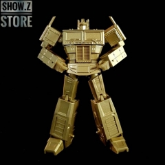 Magic Square MS-B18G Light of Justice Optimus Prime Gold Version