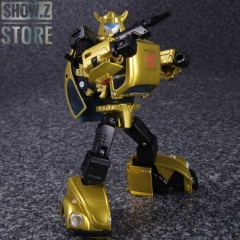 4th Party Masterpiece MP-21G G2 Bumblebee Gold Loose Version w/o Box