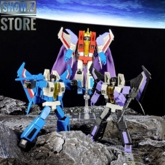 Magic Square MS-B26 Tornado Team Starscream Thundercracker Skywarp Set of 3