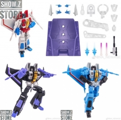 NewAge H13 H14 H15 Lucifer, Leviathan & Samael Starscream, Thundercracker & Skywarp Set of 3