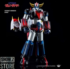 King Arts Diecast Figure Series DFS067 UFO Robot Grendizer Limited Edition w/ UFO