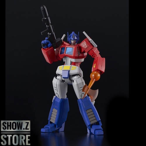 Flame Toys Furai Model 12 Optimus Prime Model Kit G1 Version