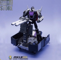 MechFansToys MS-19B Dark Commander Black Rodimus Prime