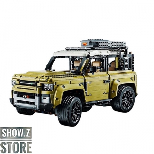 Lepin/King 93018 Land Rover Defender