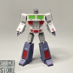 Magic Square MS-B18T Light of Justice Optimus Prime Ghostbuster Version