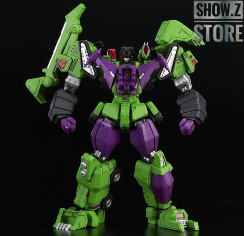 Flame Toys Furai Model Devastator Model Kit