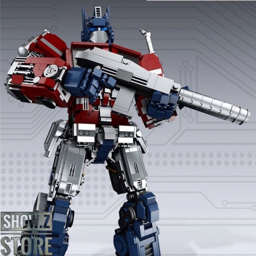 Lepin/66 Block Model No.661 Optimus Mars Optimus Prime