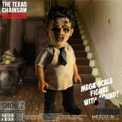 MEZCO Toyz The Texas Chain Saw Massacre Mezco Designer Series
