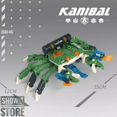 52Toys BeastBox BB-16 Kanibal