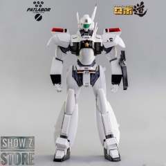 [Pre-Order] ThreeZero 1/35 Patlabor Mobile Police Ingram Unit 2 & Unit 3 Compatible Set
