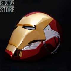Cattoys 1:1 Iron Man Mark85 Helmet w/ LED