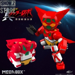 52Toys Megabox MB-05 Red Getter No.1