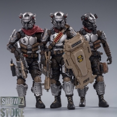 JoyToy Source 1/18 Hardcore Coldplay Skeleton Forces Hell's Fifth Company
