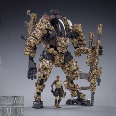JoyToy Source 1/25 H03 Steel Bone Attack Mecha Desert Color w/ Pilot