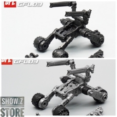 MechFansToys GFL03 & GFL03S Excessive Diaclone Series Power Suit Set of 2