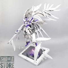 Moxin MG 1/100 XXXG-00W0 Wing Gundam Zero Purple Version Model Kits