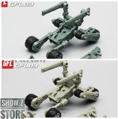 MechFansToys GFL03F & GFL03D Excessive Diaclone Series Power Suit Set of 2