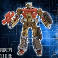 [Pre-Order] MechFansToys Mechanic Studio MS-24 Garbage Man Wreck-Gar