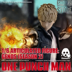 ThreeZero 1/6 One-Punch Man Season 2 Genos Standard Edition