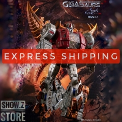 [Express Shipping] GigaPower HQ-03X Guttur Snarl Metallic Weathered Version
